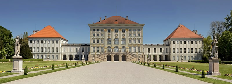 Palácio de Nymphenburg em Munique