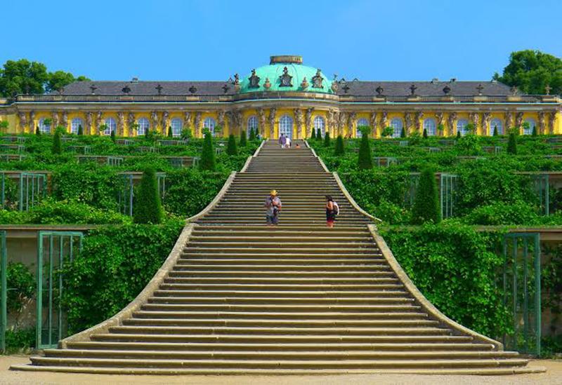 Potsdam em Berlim