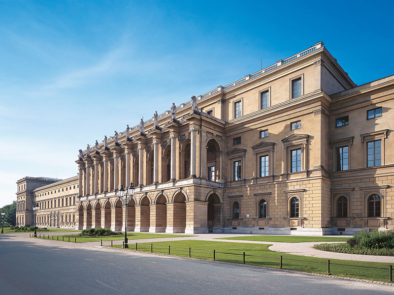 Palácio Residenz de Munique