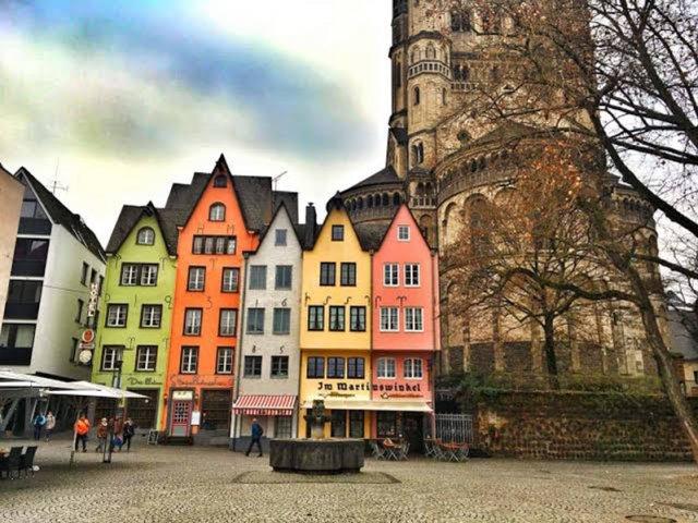 Tour gratuito por Colônia