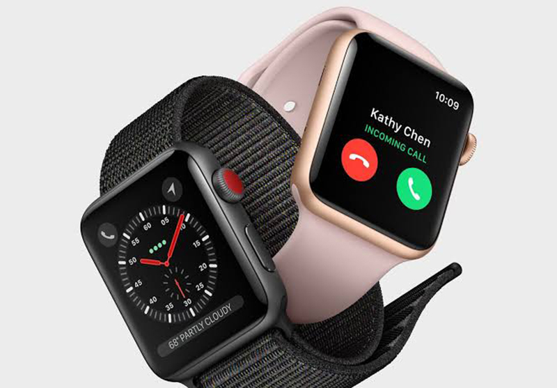 Design Apple Watch Series 3