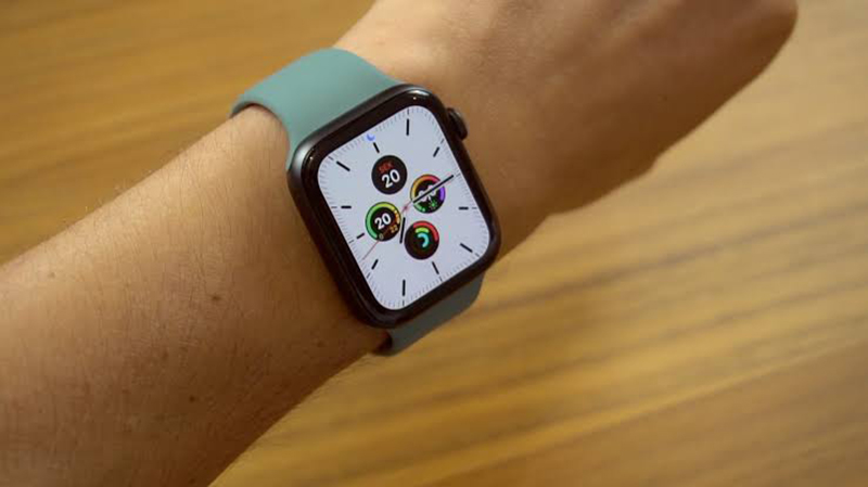 Design Apple Watch Series 5