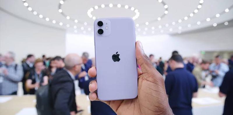 iPhone 11 em Berlim