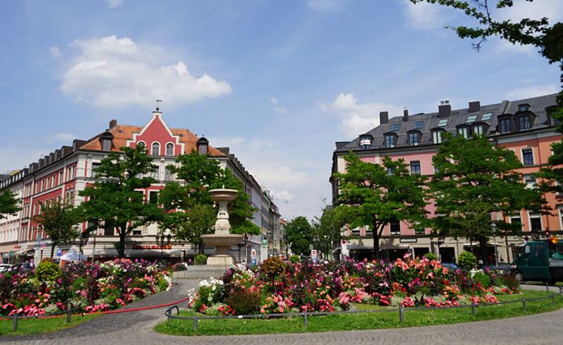 Passeios românticos em Munique