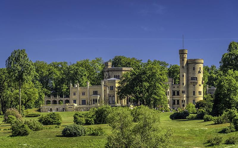 Palácio Babelsberg em Potsdam