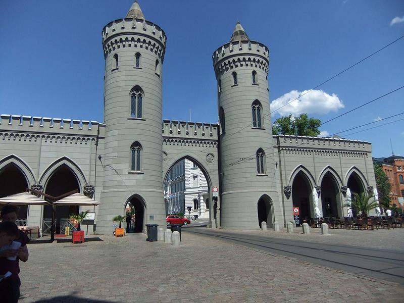 Portão Nauener em Potsdam