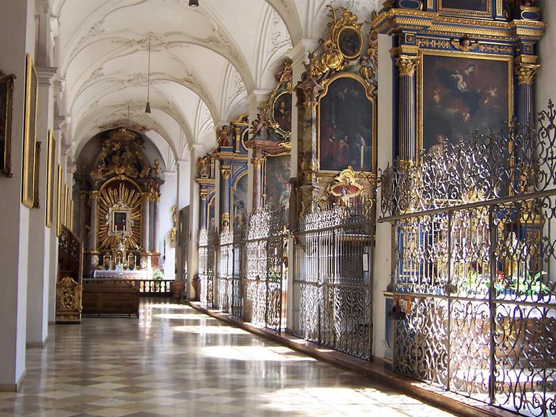 Igreja St. Peter's Church em Munique