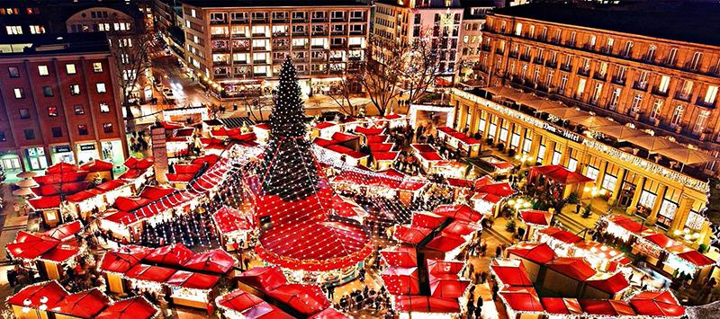 Cathedral X-Mas Market em Colônia