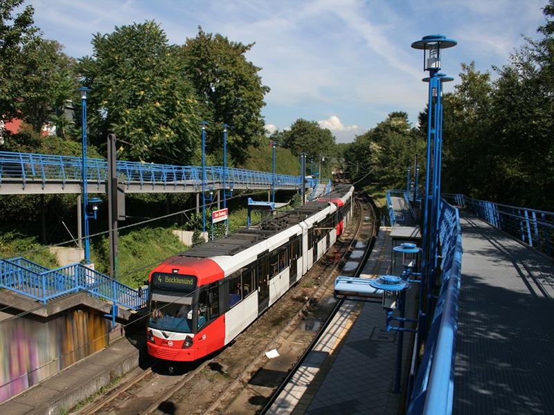 Metrô em Colônia