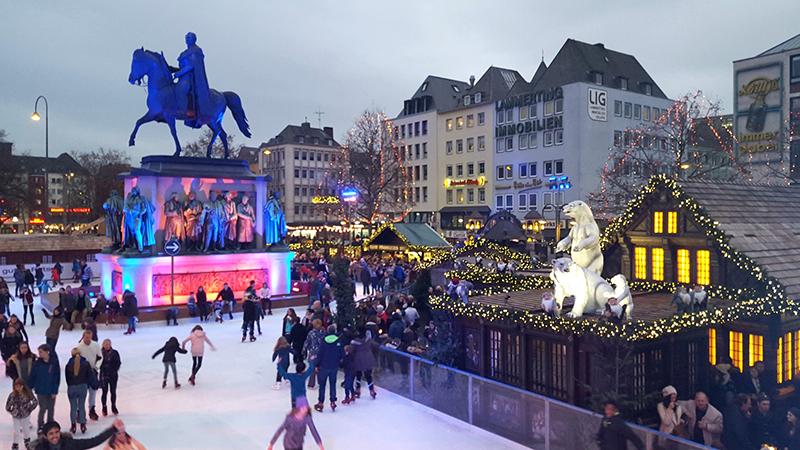 Mercados de Natal em Colônia