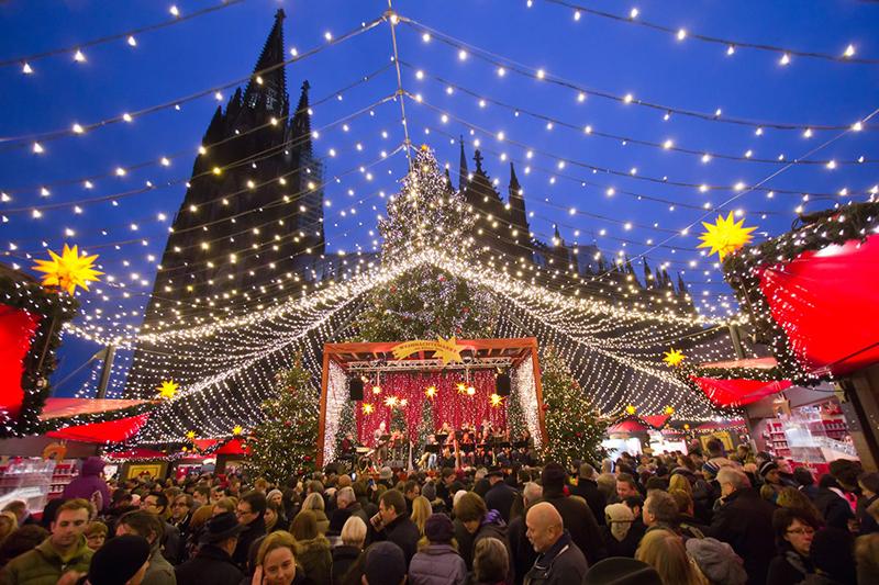 Old Market Christmas em Colônia