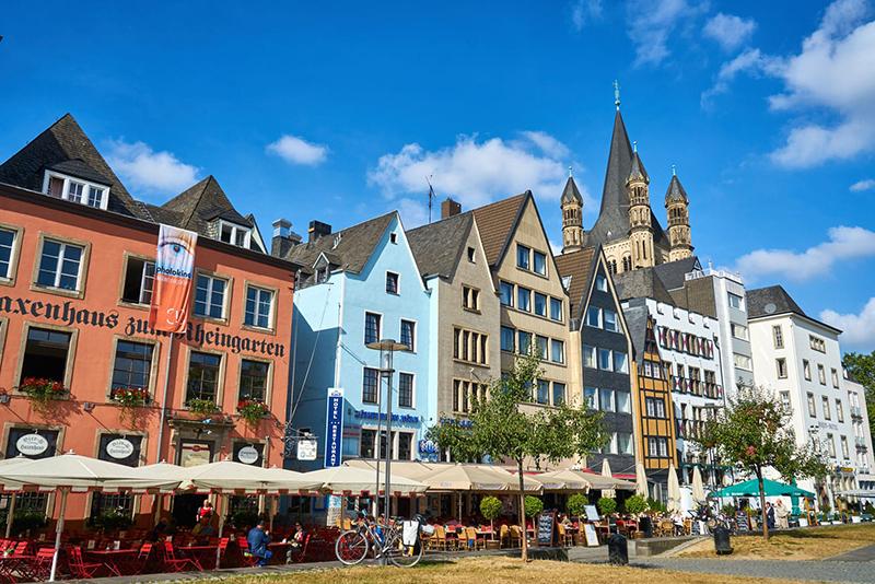 O que é preciso para viajar para Colônia