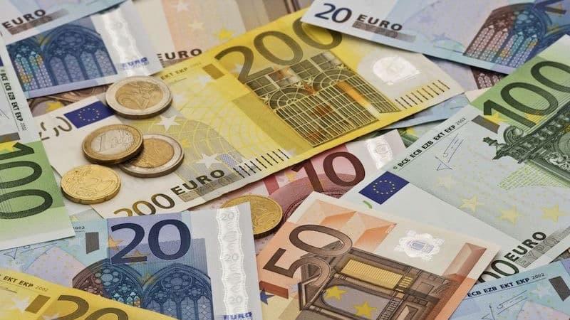 Euros na Alemanha