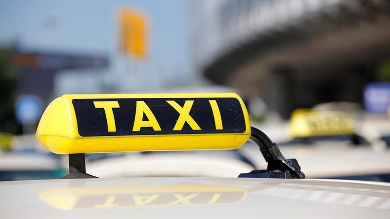 Táxis em Frankfurt