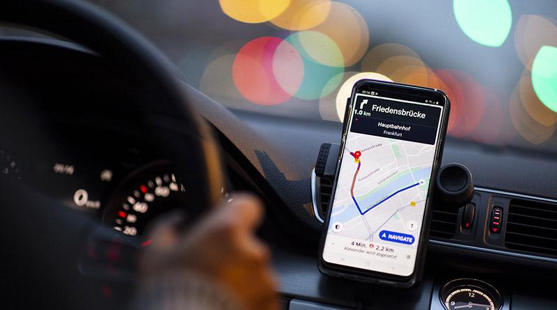 Carros por aplicativo em Frankfurt