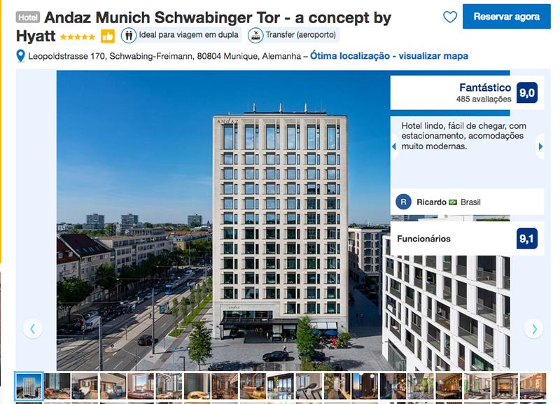 Andaz Munich Schwabinger Tor - a concept by Hyatt