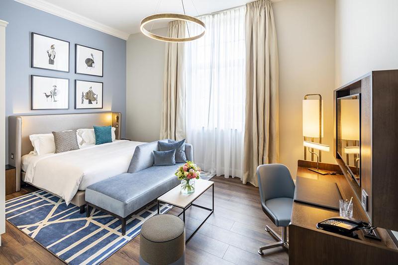 Melhores hotéis em Hamburgo