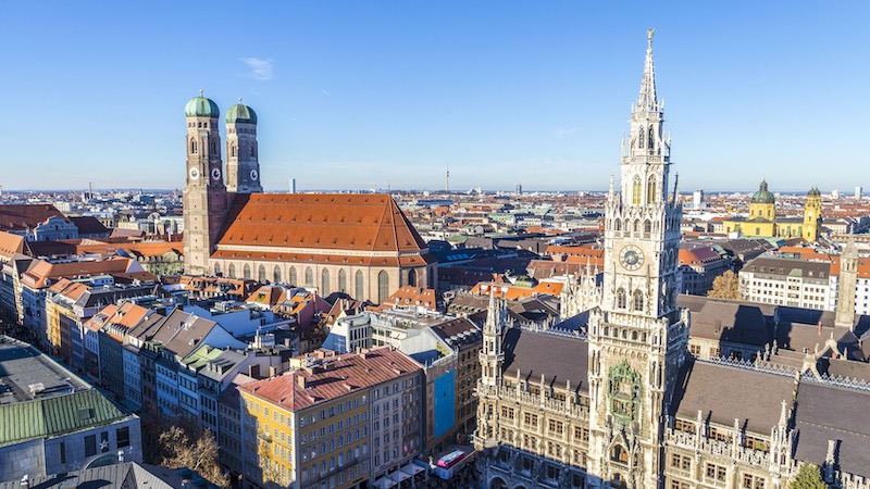 Meses de alta e baixa temporada em Munique