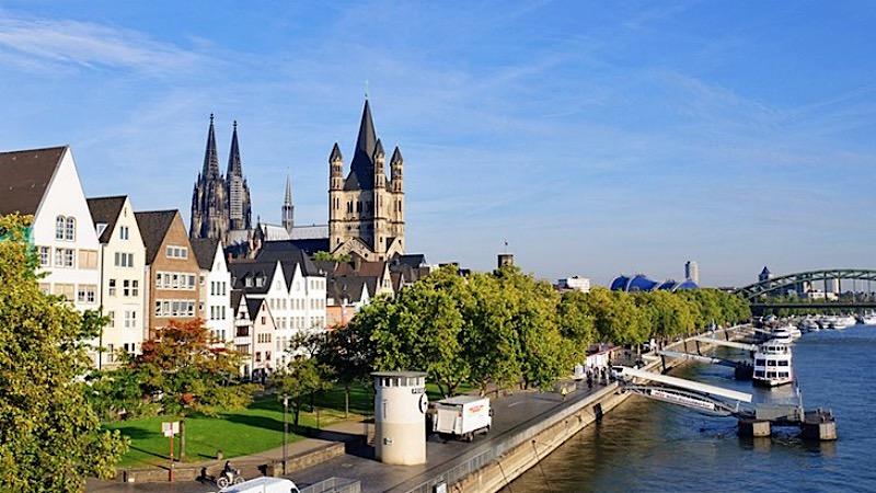 Onde comprar euros mais baratos para Colônia