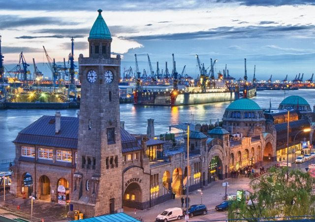 Onde comprar euros mais baratos para Hamburgo