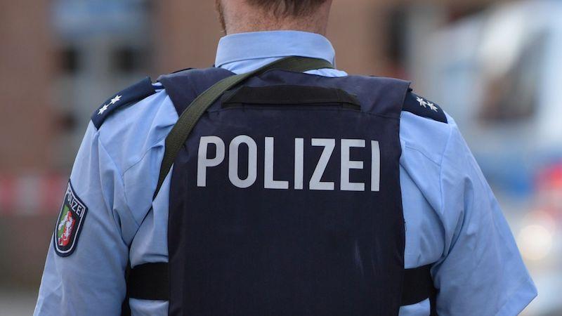 Polícia em Berlim
